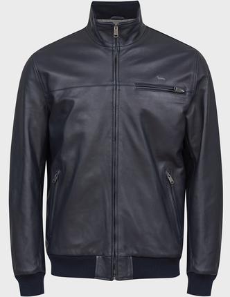 HARMONT&BLAINE кожаная куртка