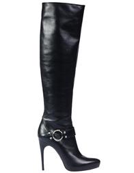 Женские сапоги CESARE PACIOTTI 600810_black