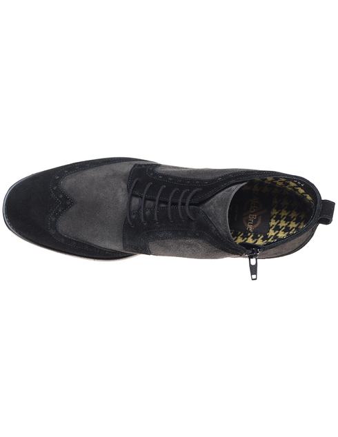 черные Ботинки Aldo Brue AB409DL-PRB размер - 44