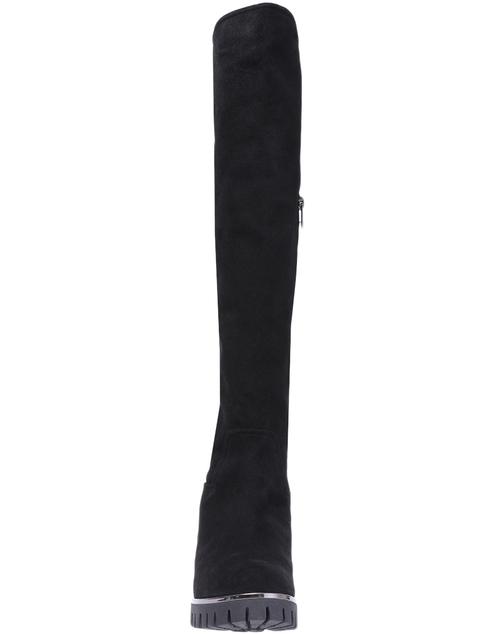 черные Ботфорты Loretta Pettinari 10809 размер - 37