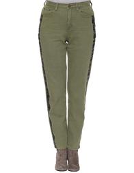 Женские джинсы ONETEASPOON 19918-khaki_green