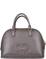 Женская сумка Love Moschino 4043-К-cocco-grey
