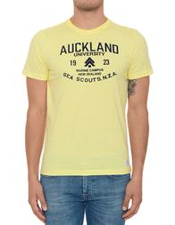 Мужская футболка NEW ZEALAND AUCKLAND 17BN721-1666