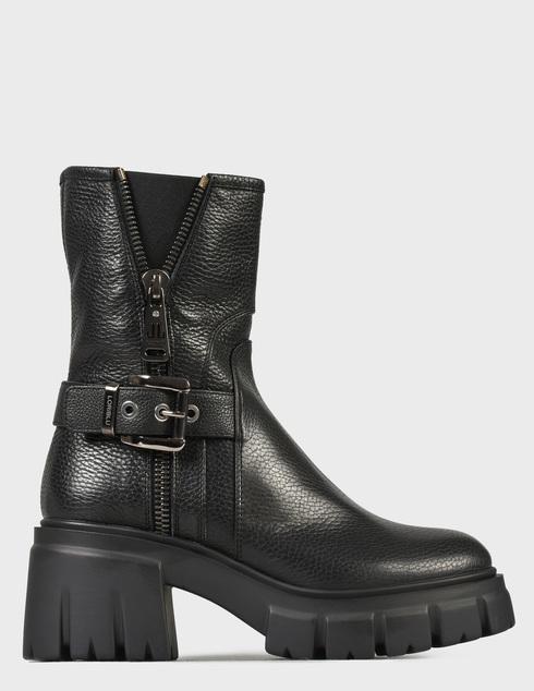 женские черные Ботинки Loriblu AGR-2I6TM04700 - фото-6