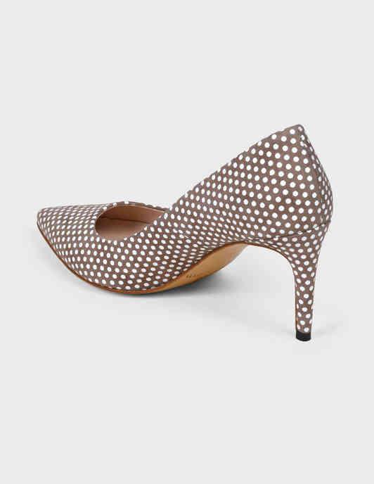 бежевые женские Туфли Helena Soretti 8203-beige 6910 грн