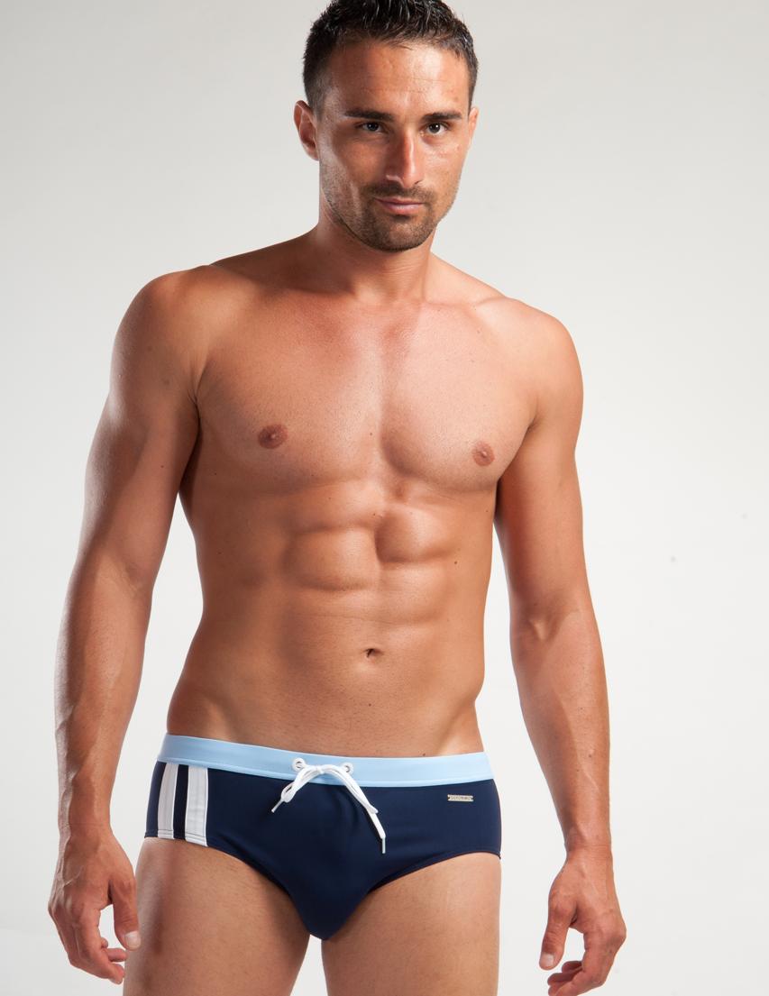 Мужские плавки пляжные GERONIMO 1222s2 dark blue