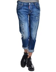 Женские джинсы DSQUARED2 0727_blue