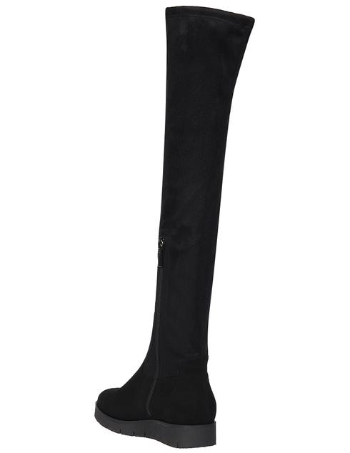 черные женские Ботфорты Ilasio Renzoni 4117-black 9291 грн