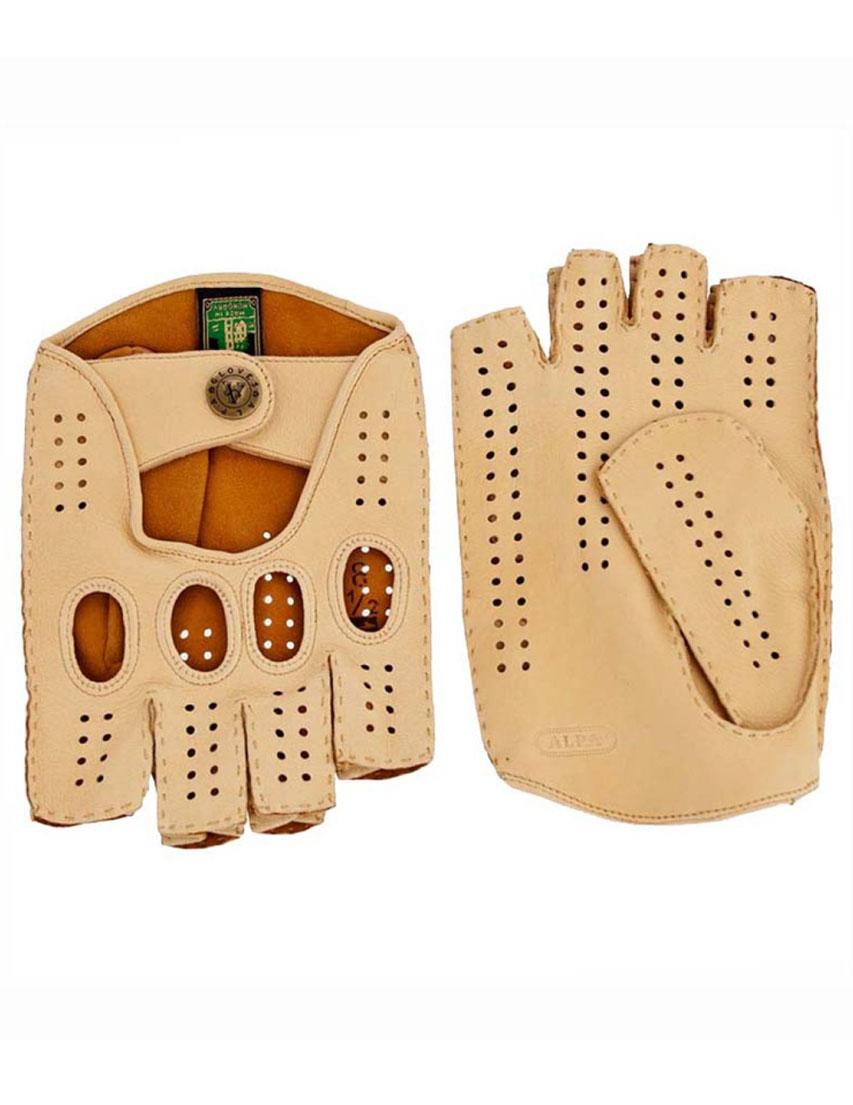 Мужские перчатки ALPA GLOVES A-1-C703-035gold