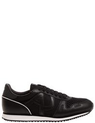 Мужские кроссовки ARMANI JEANS C6506_black