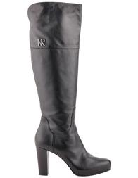 Женские сапоги NOCTURNE ROSE GF R13005-oblack