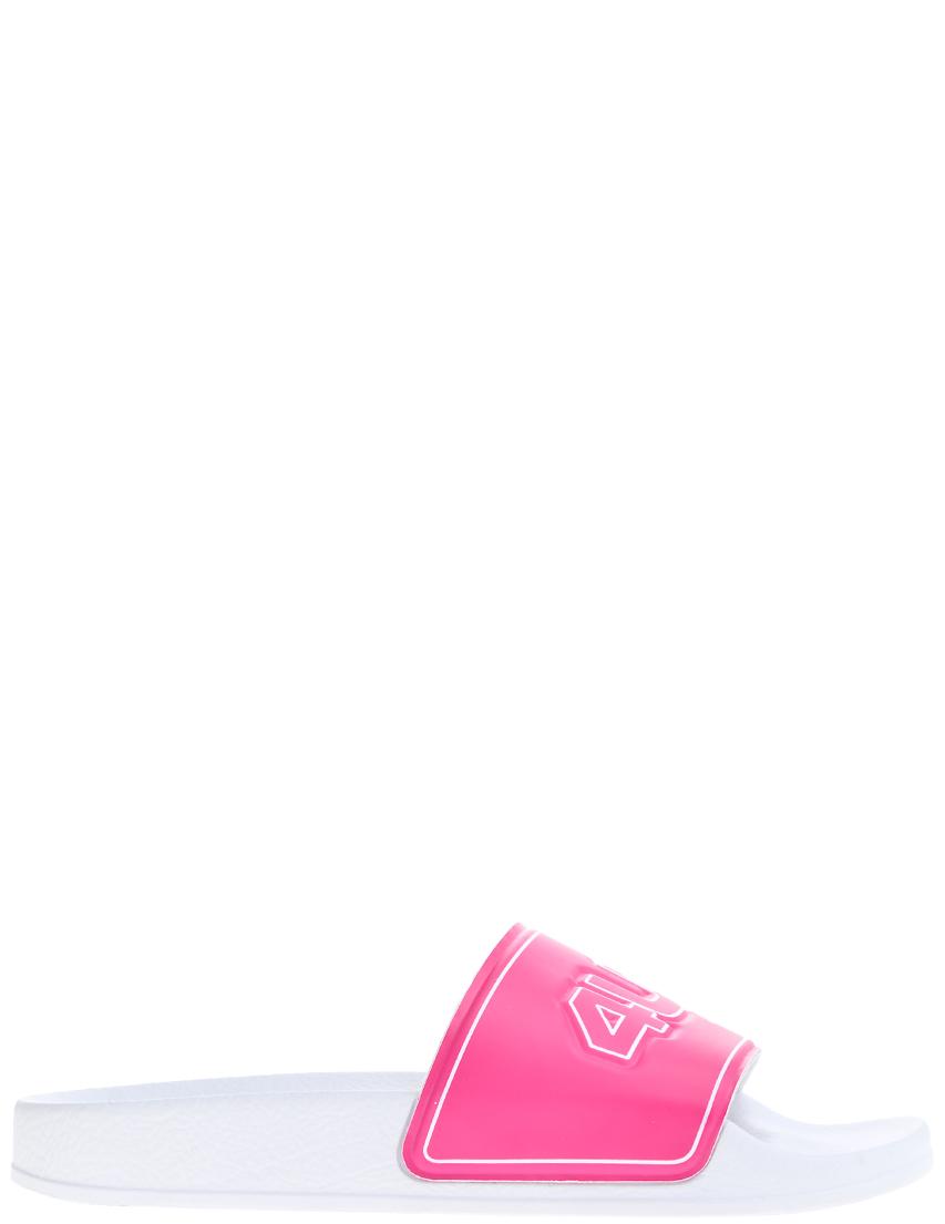 Купить Шлепанцы, 4US CESARE PACIOTTI, Розовый, Весна-Лето