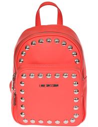 Женская сумка Love Moschino 4256_coral