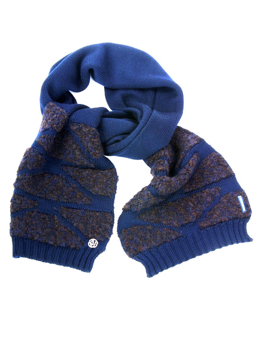 Шарф ARMANI JEANS U5497S2-BLUE