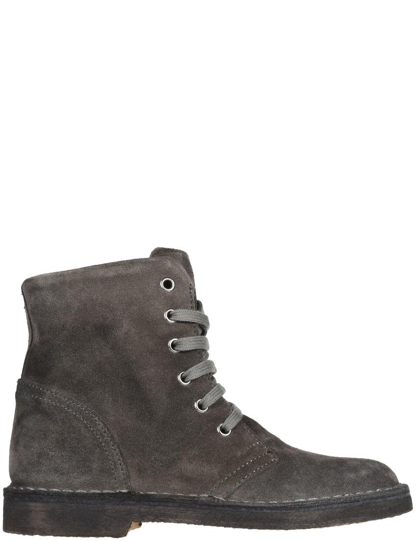 Женские ботинки GIANNI FAMOSO 025D_gray
