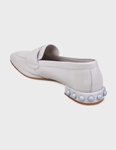 женские серые Туфли Pertini 201W16758D2 - фото-2