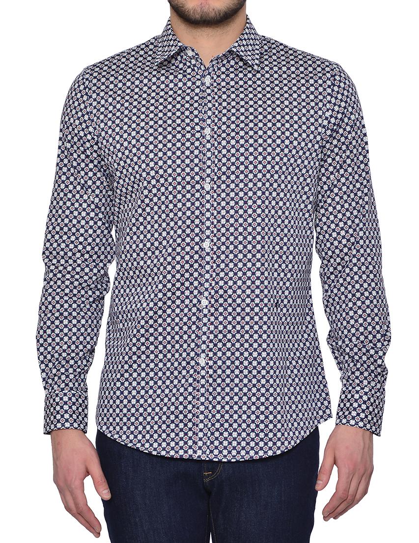 Рубашка TRUSSARDI JEANS 52C01B53-301
