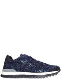 Женские кроссовки John Galliano AGR-7986_blue