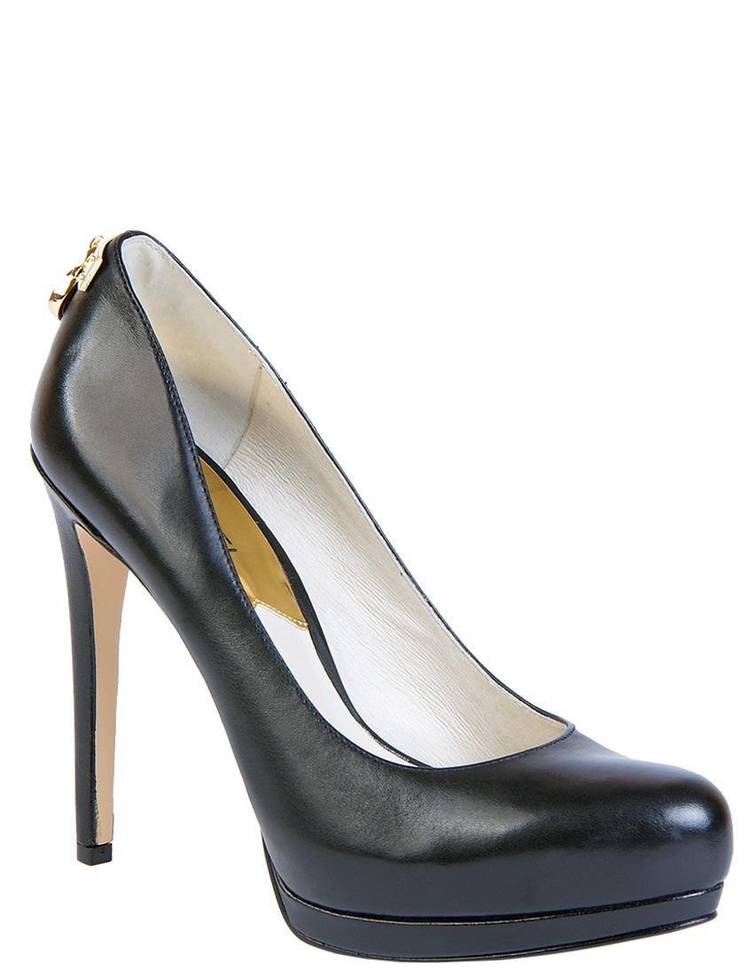Купить Туфли, MICHAEL KORS, Черный, 100%Кожа, Осень-Зима