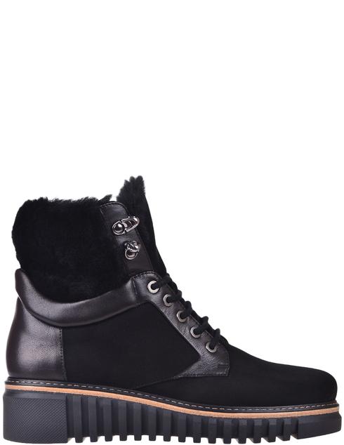 женские черные Ботинки Loriblu AGR-815RT1535R - фото-7
