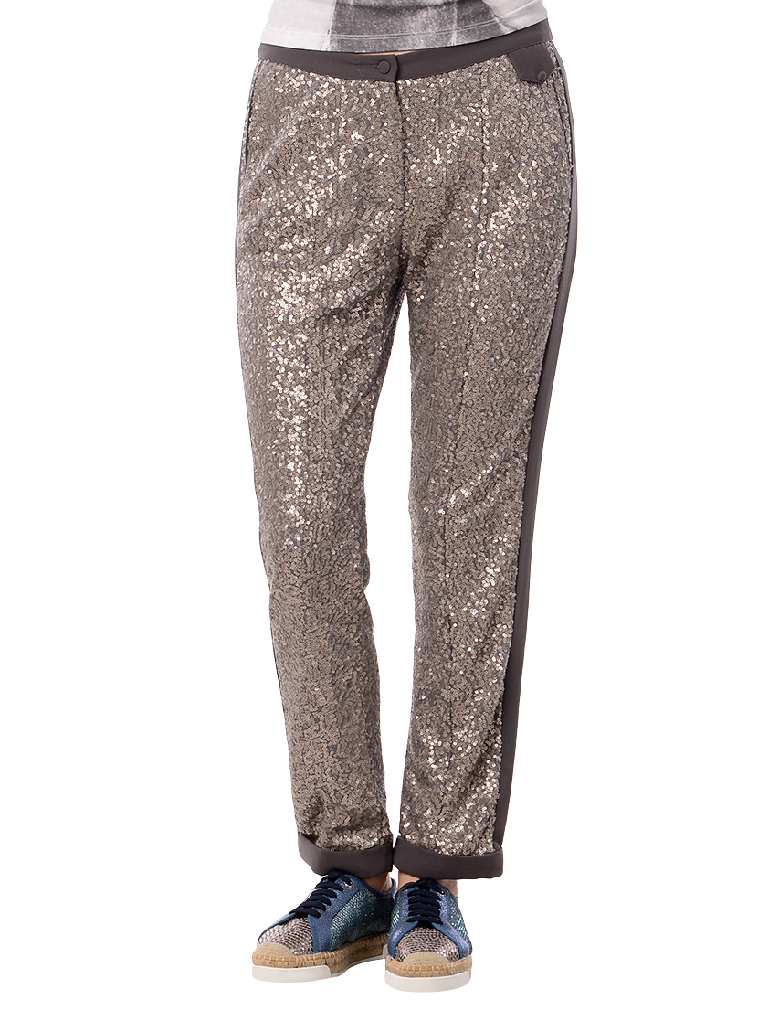 Женские брюки PATRIZIA PEPE 2P0716AM96S274