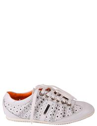 Женские кроссовки ALESSANDRO DELL'ACQUA 3520-white
