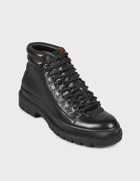 черные Ботинки Fabi FU0346D-404