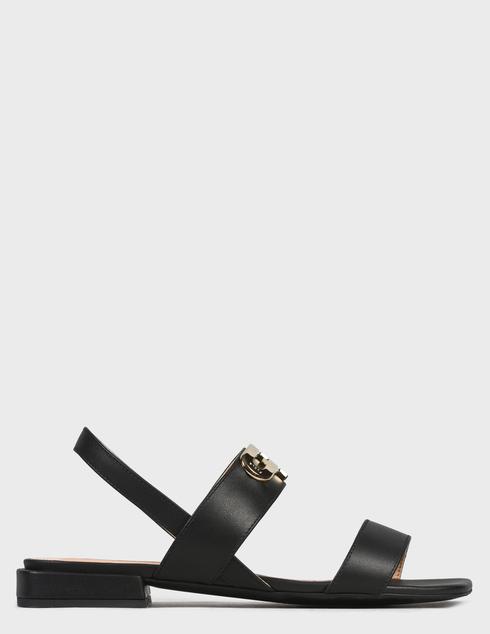 женские черные Босоножки Furla YC87FUC_NERO - фото-7