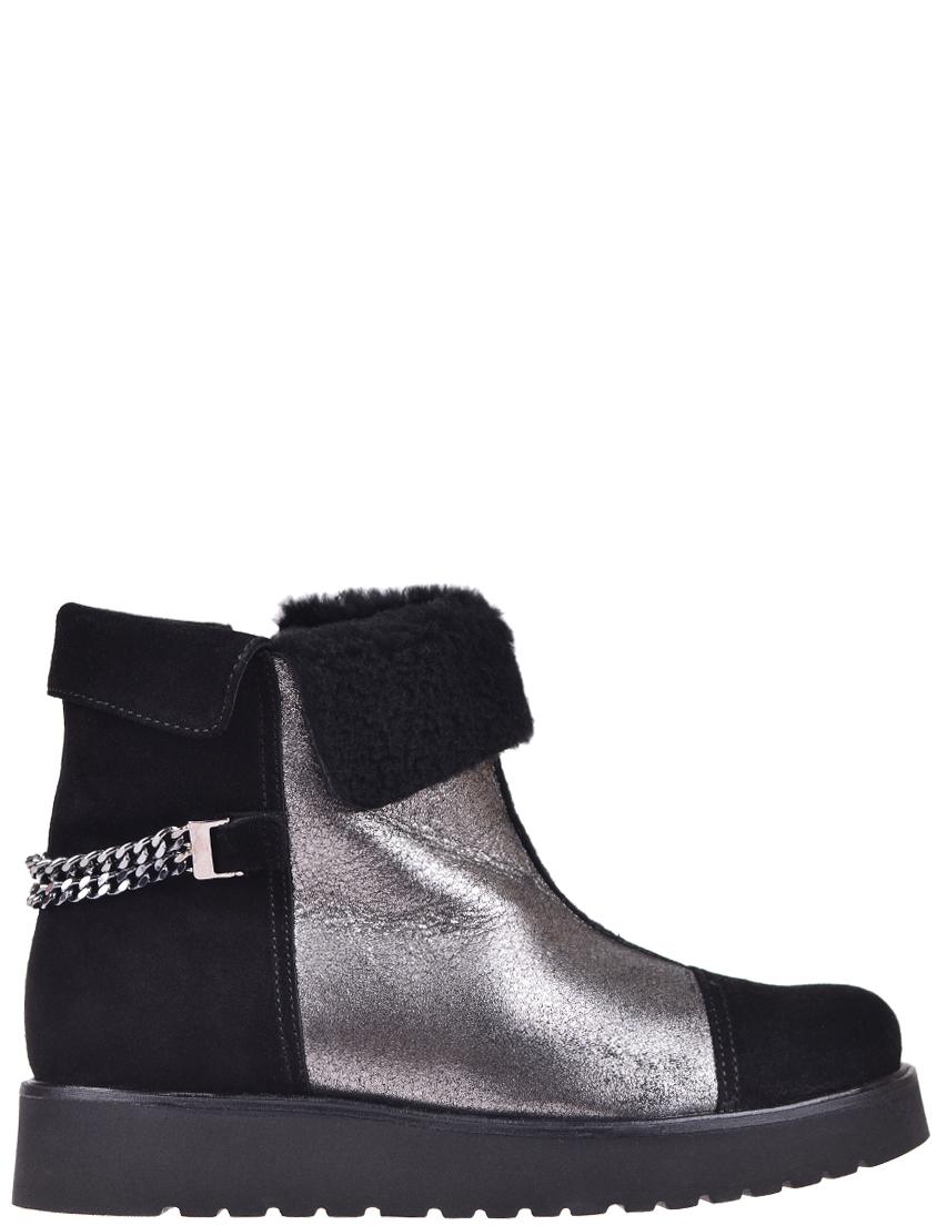 Женские ботинки Marzetti 6872-МЗ_silver
