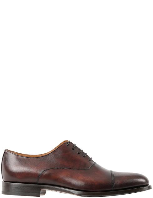 мужские бордовые Туфли Doucal'S DU1260AVIGUF091TG02 - фото-2