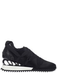 Женские кроссовки Le Silla 414_black