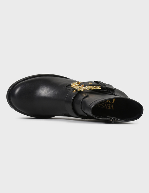 черные Ботильоны Versace Jeans Couture AGR-71VA3S92-899 размер - 39; 36; 37; 38; 35