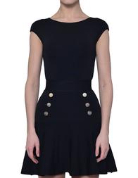 Женское платье ELISABETTA FRANCHI 307-9677-110_black