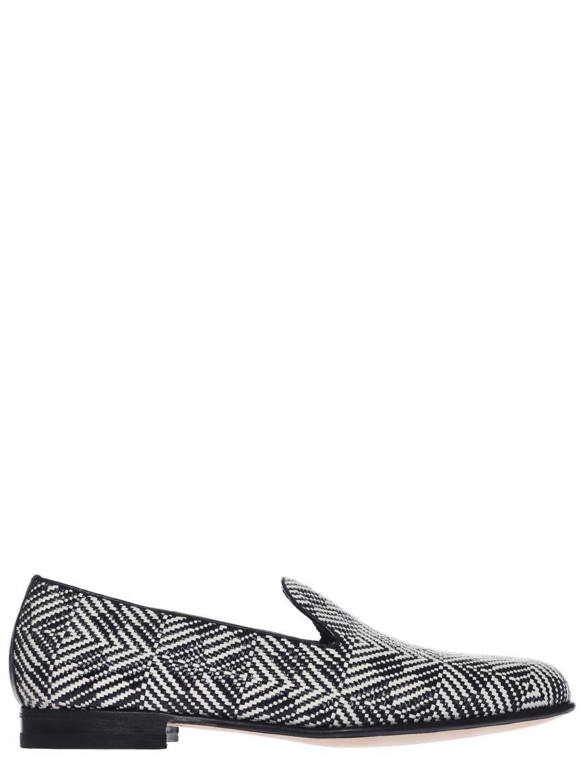 Фото 2 - Мужские туфли A.Testoni 5698MUG