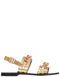 Женские сандалии TIPE E TACCHI 4120-gold