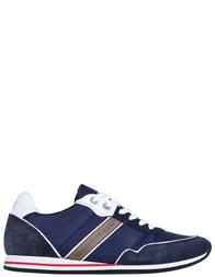 Мужские кроссовки Trussardi Jeans AGR-77524_blue