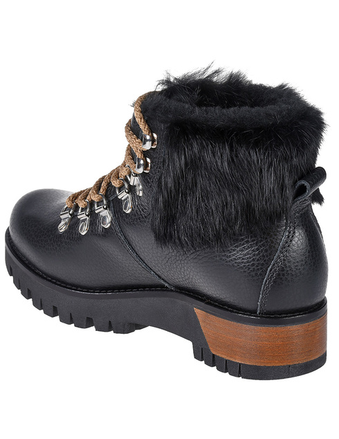 черные женские Ботинки Montelliana MNTL4_997-BLACK 8618 грн