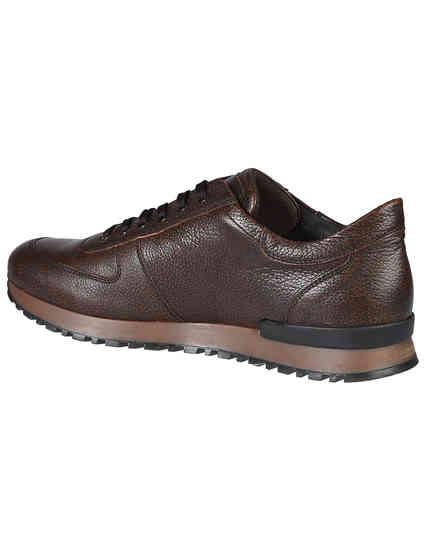 коричневые мужские Кроссовки A.Testoni 70443-94585_brown 6810 грн