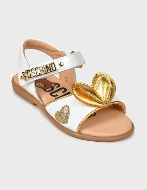Moschino 26294-bianco-oro-white фото-1
