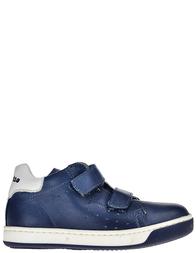 Детские кроссовки для мальчиков Falcotto Smith-navy-bianco_blue