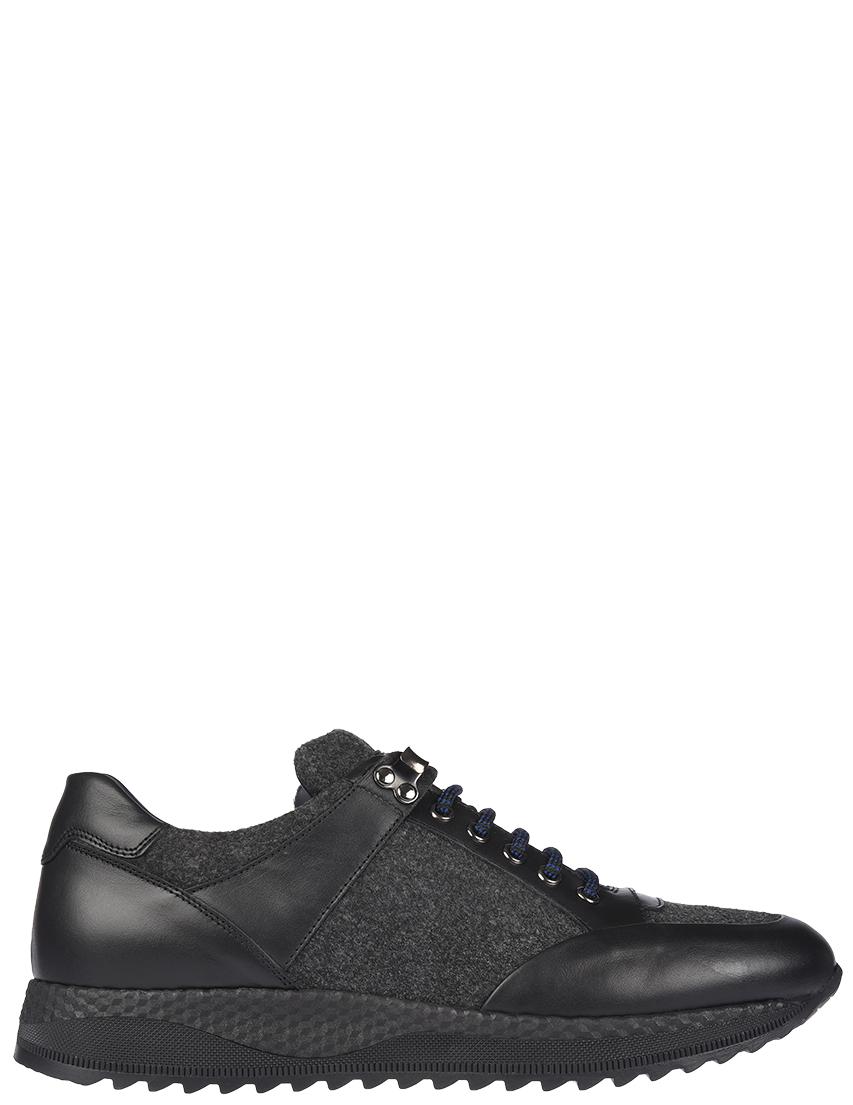 Мужские кроссовки Luca Guerrini 9807_black