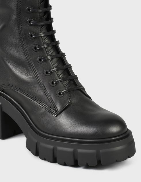 женские черные Ботинки Loriblu 2I6TM11300 - фото-6