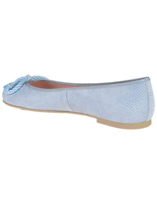 голубые женские Балетки Pretty Ballerinas 35.663 9001 3413 грн