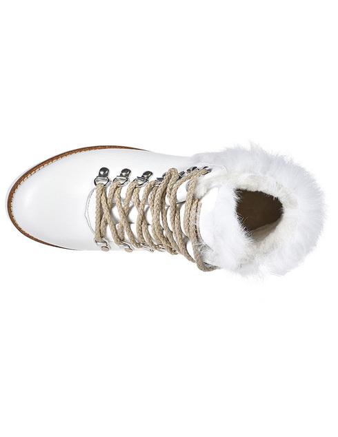 белые женские Ботинки Montelliana MNTL4_997-WHITE 8043 грн