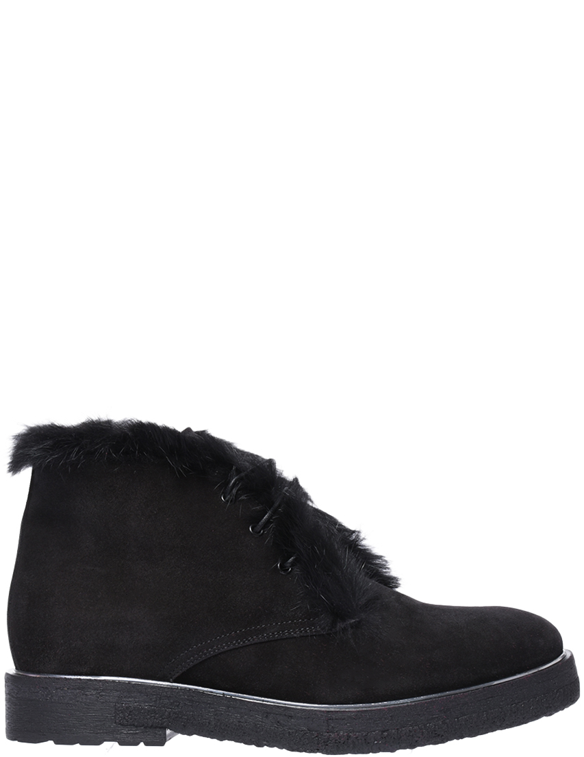 Купить Ботинки, CAMERLENGO, Черный, Осень-Зима
