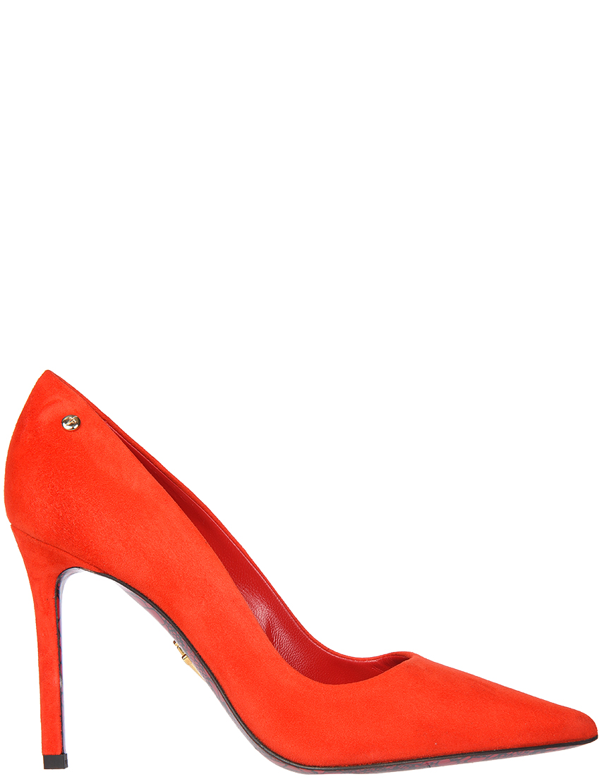 Купить Туфли, CESARE PACIOTTI, Красный, Весна-Лето