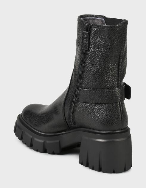 женские черные Ботинки Loriblu AGR-2I6TM04700 - фото-2