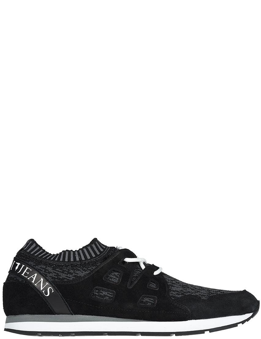 Мужские кроссовки Trussardi Jeans 77A00073_black