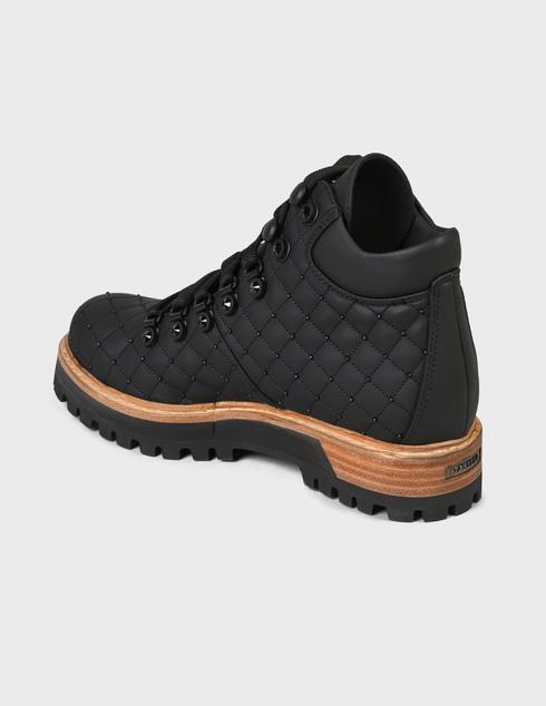 женские черные Ботинки Le Silla 7519R040 - фото-2