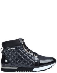Женские ботинки LOVE MOSCHINO 15243_black